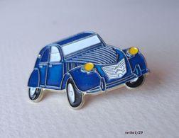 Pin's  2 CH Citroën - Citroën