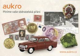 """Collector Fair """"Sberatel""""- """"Collector"""" Prag 2019, Stamps, Coins, Postcards, Banknotes, Phonectards, Minerals,etc, Unused - Sammlerbörsen & Sammlerausstellungen"""