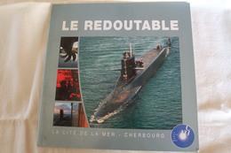 LE SOUS MARIN REDOUTABLE - Boeken