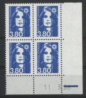N° 3006 ** (MNH). Coin Daté Du 11/3/96. TB - 1990-1999