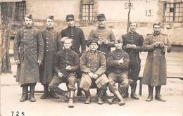 ¤¤  -  LA ROCHE-sur-YON   -   Carte-Photo Militaire Du 93e En 1914    -  ¤¤ - La Roche Sur Yon