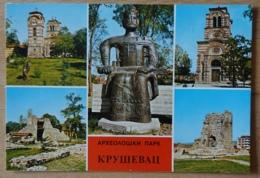 Kruševac Serbien Denkmal Lacar - Serbien