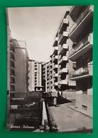 Cartolina Genova - Palmaro - Via De Mari - 1962 - Genova