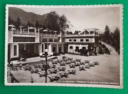 Cartolina Fonti Di Baveno - Prospetto Salone E Stabilimento - 1959 - Verbania