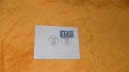 ENVELOPPE DE 1969...CACHETS NORMANDIE NIEMEN PARIS + TIMBRE - Marcophilie (Lettres)