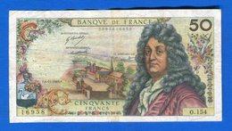 50  Fr  Du  6/11/1969 - 1962-1997 ''Francs''