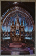 Montreal Notre Dame Church Main Altar - Montreal