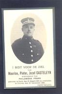 MAURICE,PIETER ,JOZEF CASTELEYN - Geb. Te LUIK 1895 En Overleden Te Proven 1930 - Images Religieuses