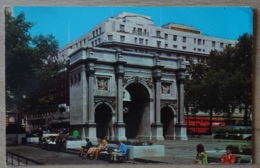 Marble Arch And The Cumberland Hotel London UK - Sonstige
