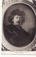 CPA Histoire - Rembrandt ( Harments Van Ryn ) Portrait De L'Auteur -  Achat Immédiat - (cd023 ) - Historia