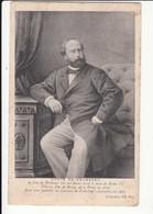CPA Histoire -Comte De Chambord Ou Duc De Bordeaux - Carte Précurseur -  Achat Immédiat - (cd023 ) - Historia