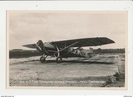 AVION FARMAN 198 TRANSPORTS AERIENS FRANCAIS  CPA BON ETAT - 1919-1938: Entre Guerres