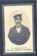 Petrus Augustinus Wuytack - Geb. Te Hamme 1849 En Er Overleden 1918 - Images Religieuses