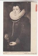 CPA Histoire - Adrienne Peraz, Femme De Nicolas Rockox - Musée D'Anvers -  Achat Immédiat - (cd023 ) - Historia