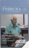 *ITALIA: LA TRIBUNA DEL COLLEZIONISTA* - Scheda Usata - Pubbliche Figurate Ordinarie