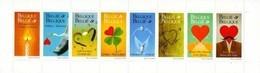 Boekje 31** Geplooid / Carnet Dites-le Avec Un Timbre 2796/03**- Zeg Het Met Een Zegeltje / Gelegenheidsuitgiften - Booklets 1953-....