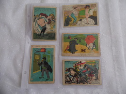 Lot De 11 Cartes Postales Humoristiques - Humour