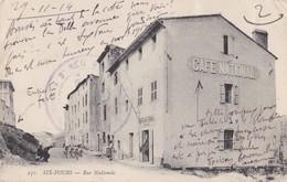 SIX FOURS CAFÉ NATIONAL RUE NATIONALE ( Unique Sur Delcampe ) - Six-Fours-les-Plages
