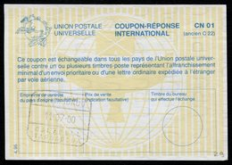 ESPAGNE  International Reply Coupon / Coupon Réponse International - Unclassified