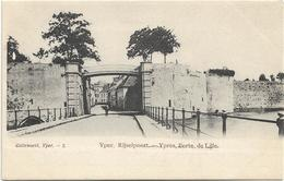 Ypres - Ieper   *    Rijselpoort - Porte De Lille - Ieper