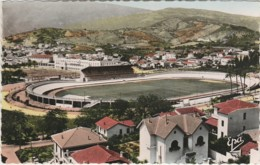 I20- ALGERIE - BÔNE - ANNABA - CYCLISME - LE STADE VELODROME MUNICIPAL - EDITEUR EPA - COULEURS -2 SCANS) - Annaba (Bône)