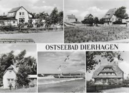AK 0412  Ostseebad Dierhagen / Ostalgie , DDR Um 1981 - Ribnitz-Damgarten