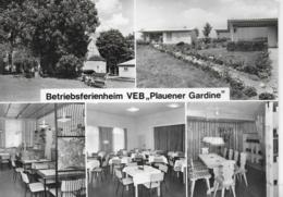 """AK 0412  Remtengrün - Betriebsferienheim VEB """" Plauener Gardine """" / Ostalgie , DDR Um 1981 - Plauen"""