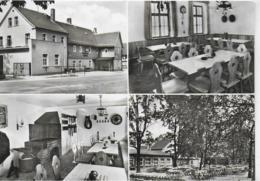 """AK 0412  Zwickau-Crimmitschau - Konsum-Gaststätte """" Dänkritzer Schmiede """" / Ostalgie , DDR Um 1971 - Zwickau"""