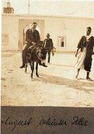 CT-03272- PAUL KLEE UND AUGUST MACKE MIT FREMDENFUHRER VOR DER BABIER-KAIROUAN 1914 - Pittura & Quadri
