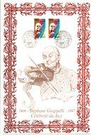 DOCUMENT JAZZ STEPHANNE GRAPPELLI - Musique