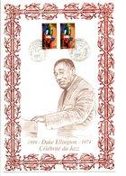 DOCUMENT JAZZ DUKE ELLINGTON - Musique