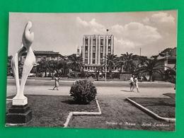 Cartolina Marina Di Massa - Hotel Excelsior - 1955 - Massa