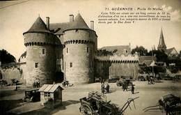 CPA - France - (44) Loire Atlantique - Guérande - Porte St-Michel - Guérande