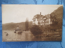 Merligen . Hotel Beatus - Suisse