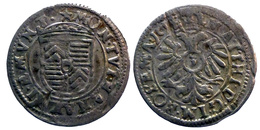 Hanau-Münzenberg  Philipp Moritz 1612-1638  3 Kreuzer 1613 (8728) - Small Coins & Other Subdivisions
