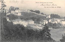 ¤¤  -  MONT-SAINT-MARTIN  -  Vue Sur Le Haut Du Village  - Bassin Métallurgique De Longwy - Mont Saint Martin