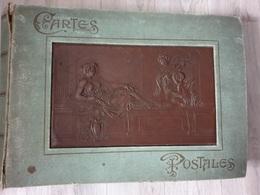 Album Vierge Pour Cartes Postales : Anges - Matériel