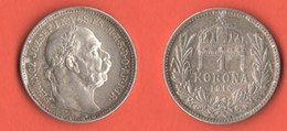 Korona 1916 Hungary Ungheria Ungarn  Hongrie - Ungheria