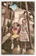 K 19,  OLD  PHOTO  POSTCARD  , CHILDREN , BABIES , - Otros