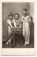 K 21,  OLD  PHOTO  POSTCARD  , CHILDREN , BABIES , - Otros