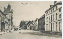 Wijnegem - Wyneghem - Turnhoutschebaan - Zicht Op Het Klooster En School 1940 - REPRO - Wijnegem