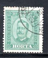 HORTA - YT 5 OBLITERE COTE 5 € - Horta
