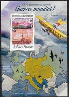 ST THOMAS ET PRINCE BF 708 * * ( Cote 14e )  Avions Bateaux Guerre - Guerre Mondiale (Première)
