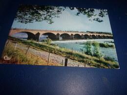 CPSM CPM ALLIER  MOULINS  Le Pont Regemorte - Moulins