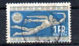 SUISSE : Y&T (o) N° 259 (à 10% De La Cote) - Svizzera