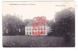 PK Zwevezele Wingene - Kasteel De Thibault De Boesinghe 1911 / Ed. Denoo - Wingene