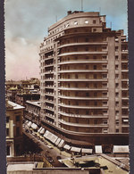 Egypt PPC Cairo Le Caire - Immobilia Building Edition Solly PORT SAID To Sweden Echte Real Photo Véritable (2 Scans) - Kairo