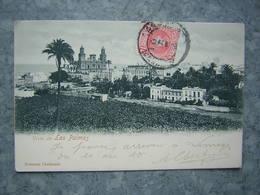 ILES CANARIES - VISTA DE LAS PALMAS - La Palma