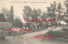 65 // MOULEDOUS    La Scierie, Avenue Du Pont De Fer, ANIMEE - Frankreich