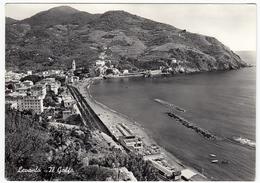 LEVANTO - IL GOLFO - LA SPEZIA - 1961 - La Spezia